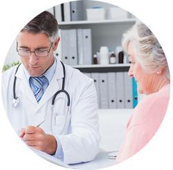menopauze behandelen